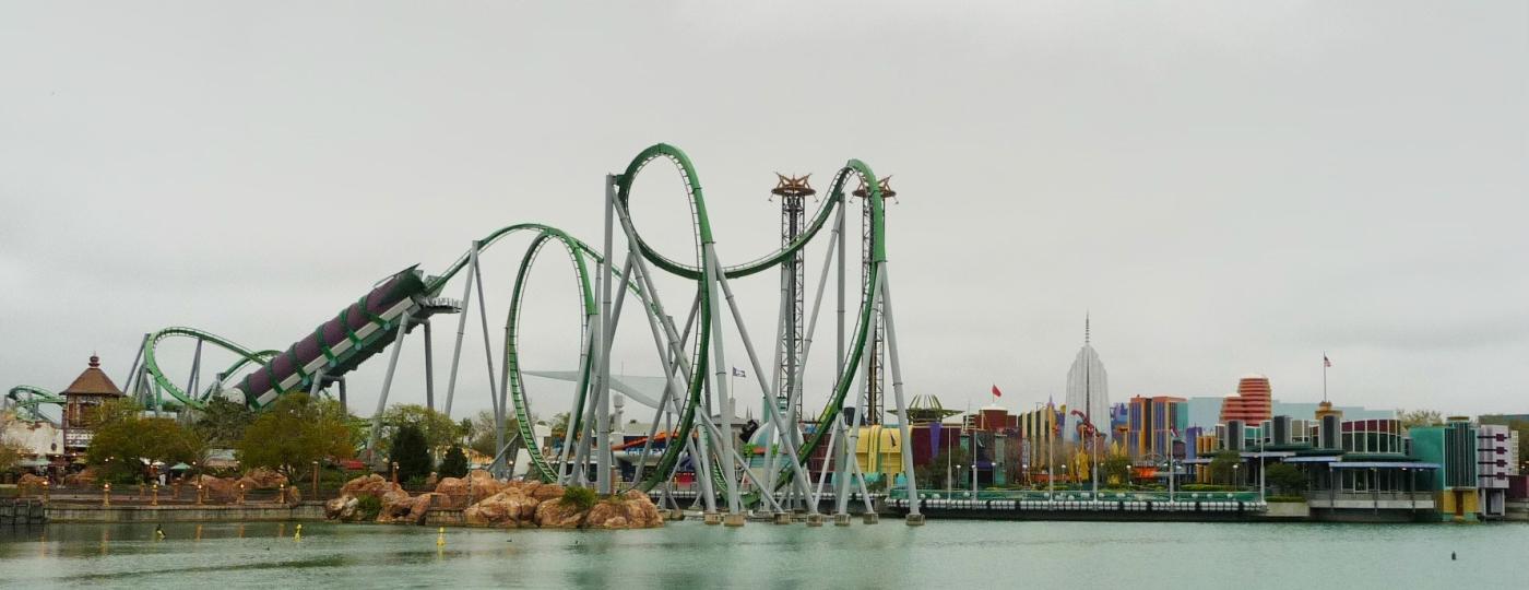 Top Atracciones De Island Of Adventure En Universal Orlando